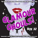 glamour ghouls! - instagram unveiling post