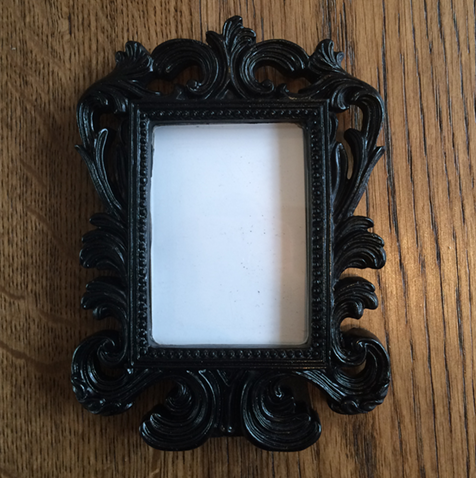 Gothic Miniature Picture Frame Spooky Box Club