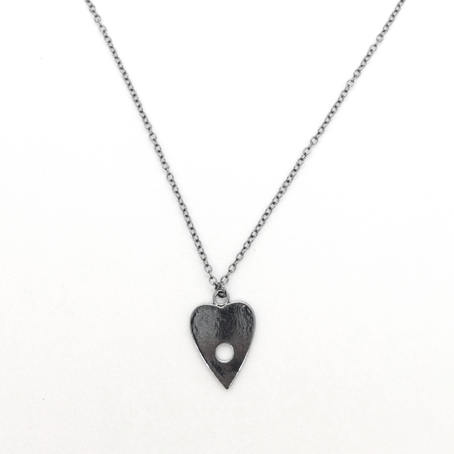 Planchette Layering Necklace
